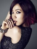 Eun jung as herself