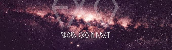 Exo Imagine Book. ♛